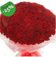151 adet sevdiğime özel kırmızı gül buketi  Konya güvenli kaliteli hızlı çiçek