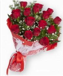 11 adet kırmızı gül buketi  Konya çiçek gönderme