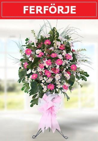 Ferförje düğün nikah açılış çiçeği  Konya uluslararası çiçek gönderme