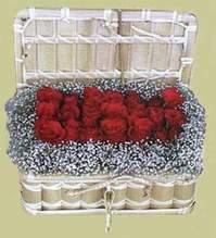 Konya çiçek gönderme  Sandikta 11 adet güller - sevdiklerinize en ideal seçim
