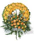 cenaze çiçegi celengi cenaze çelenk çiçek modeli  Konya cicekciler , cicek siparisi