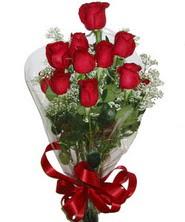 9 adet kaliteli kirmizi gül   Konya çiçek siparişi vermek