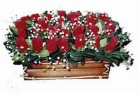 yapay gül çiçek sepeti   Konya İnternetten çiçek siparişi