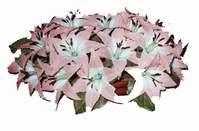 yapay karisik çiçek sepeti   Konya kaliteli taze ve ucuz çiçekler