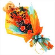 ayicik gül ve kir çiçekleri   Konya kaliteli taze ve ucuz çiçekler