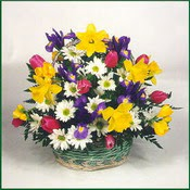 mevsim karisik çiçek demet   Konya kaliteli taze ve ucuz çiçekler
