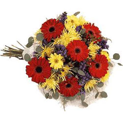 karisik mevsim demeti  Konya çiçek gönderme