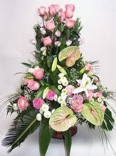 Konya çiçek servisi , çiçekçi adresleri  özel üstü süper aranjman