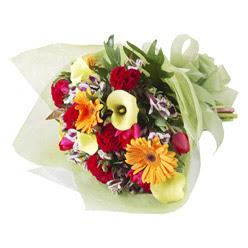 karisik mevsim buketi   Konya çiçek siparişi vermek