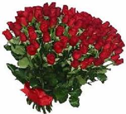 51 adet kirmizi gül buketi  Konya online çiçekçi , çiçek siparişi
