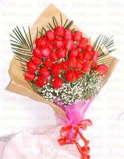 13 adet kirmizi gül buketi   Konya uluslararası çiçek gönderme
