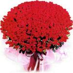 Konya çiçek siparişi vermek  1001 adet kirmizi gülden çiçek tanzimi