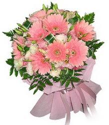 Konya çiçek gönderme  Karisik mevsim çiçeklerinden demet