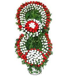 Görsel Cenaze çiçek , cenaze çiçek , çelengi  Konya çiçekçi telefonları
