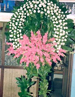 Cenaze çelenk , cenaze çiçekleri , çelengi  Konya yurtiçi ve yurtdışı çiçek siparişi