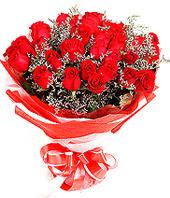 11 adet kaliteli görsel kirmizi gül  Konya anneler günü çiçek yolla