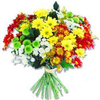 Kir çiçeklerinden buket modeli  Konya çiçek gönderme sitemiz güvenlidir