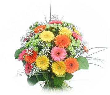 13 adet gerbera çiçegi buketi  Konya çiçek gönderme sitemiz güvenlidir
