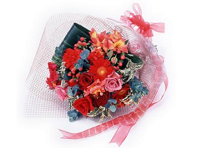 Karisik buket çiçek modeli sevilenlere  Konya çiçekçi telefonları
