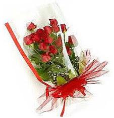 13 adet kirmizi gül buketi sevilenlere  Konya İnternetten çiçek siparişi