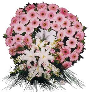 Cenaze çelengi cenaze çiçekleri  Konya İnternetten çiçek siparişi