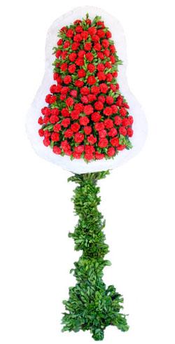 Dügün nikah açilis çiçekleri sepet modeli  Konya cicek , cicekci