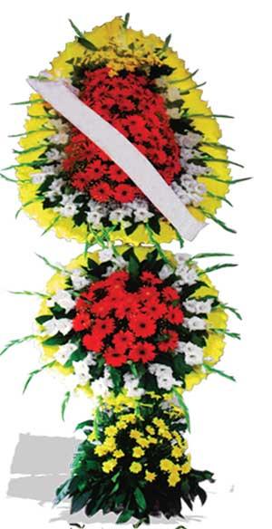 Dügün nikah açilis çiçekleri sepet modeli  Konya uluslararası çiçek gönderme