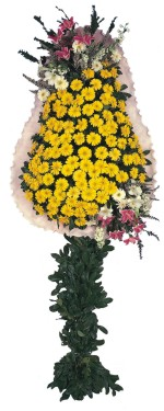 Dügün nikah açilis çiçekleri sepet modeli  Konya hediye sevgilime hediye çiçek