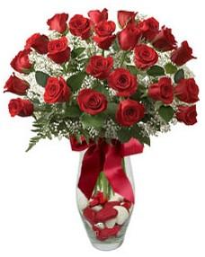 17 adet essiz kalitede kirmizi gül  Konya çiçek siparişi sitesi