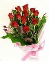 11 adet essiz kalitede kirmizi gül  Konya çiçek , çiçekçi , çiçekçilik