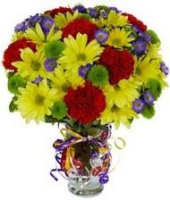 En güzel hediye karışık mevsim çiçeği  Konya çiçek mağazası , çiçekçi adresleri