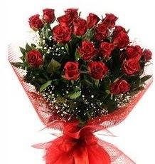 İlginç Hediye 21 Adet kırmızı gül  Konya çiçek yolla , çiçek gönder , çiçekçi