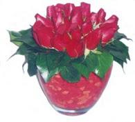 Konya çiçek yolla  11 adet kaliteli kirmizi gül - anneler günü seçimi ideal