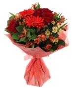 karışık mevsim buketi  Konya çiçek yolla , çiçek gönder , çiçekçi
