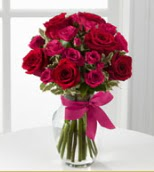 21 adet kırmızı gül tanzimi  Konya çiçek gönderme