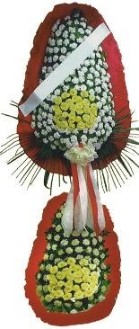 Çift katlı düğün açılış çiçeği  Konya çiçekçi mağazası