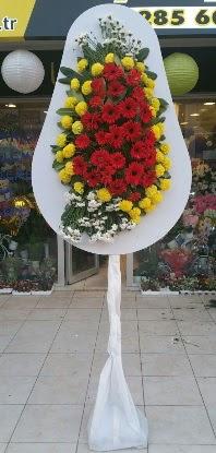Tek katlı düğün nikah açılış çiçeği  Konya İnternetten çiçek siparişi