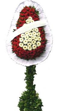 Çift katlı düğün nikah açılış çiçek modeli  Konya cicek , cicekci
