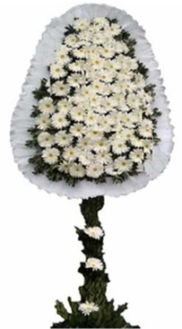 Tek katlı düğün nikah açılış çiçek modeli  Konya güvenli kaliteli hızlı çiçek