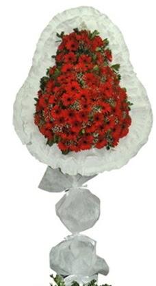 Tek katlı düğün nikah açılış çiçek modeli  Konya çiçek gönderme