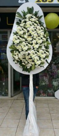 Tek katlı düğün nikah açılış çiçekleri  Konya 14 şubat sevgililer günü çiçek