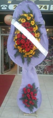 Çift katlı nikah düğüne çiçek modeli  Konya çiçek yolla , çiçek gönder , çiçekçi