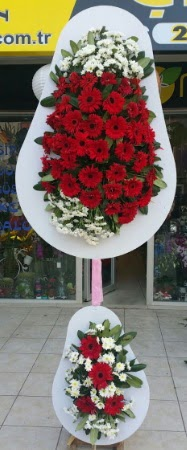 Çift katlı düğün nikah işyeri açılış çiçeği  Konya cicek , cicekci
