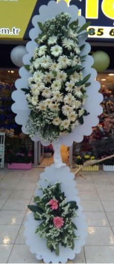 Çift katlı düğün nikah açılış çiçeği  Konya anneler günü çiçek yolla