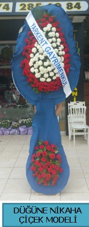 Düğüne nikaha çiçek modeli  Konya hediye sevgilime hediye çiçek