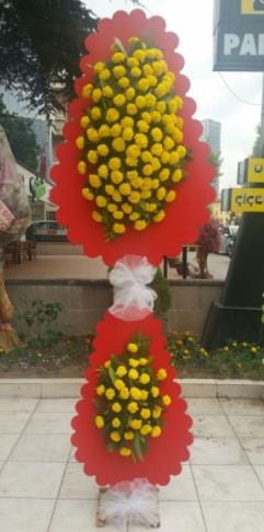 Düğün nikah açılış çiçek modeli  Konya güvenli kaliteli hızlı çiçek