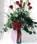 Konya güvenli kaliteli hızlı çiçek  7 adet gül özel bir tanzim