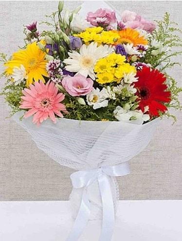 Karışık Mevsim Buketleri  Konya çiçek servisi , çiçekçi adresleri