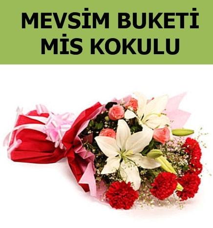 Karışık mevsim buketi mis kokulu bahar  Konya çiçek servisi , çiçekçi adresleri