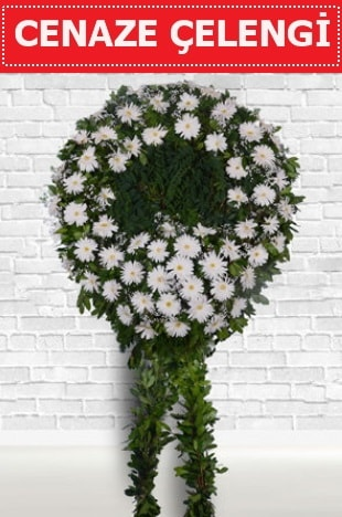 Cenaze Çelengi cenaze çiçeği  Konya uluslararası çiçek gönderme